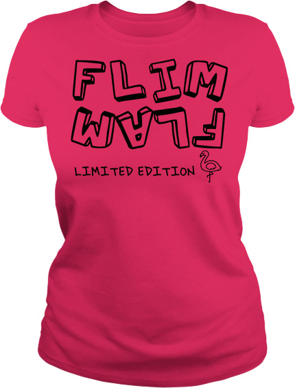 Flamingo Flim Flam Limited Edition Shirt