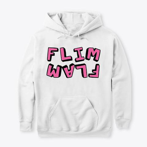 Flamingo Flim Flam Pink Letters – Merch